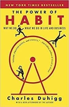 Books About Habits- Why we do what we do