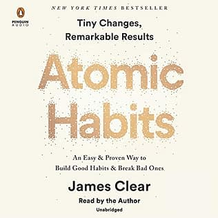 Books about habits -How tiny changes can transform your life.