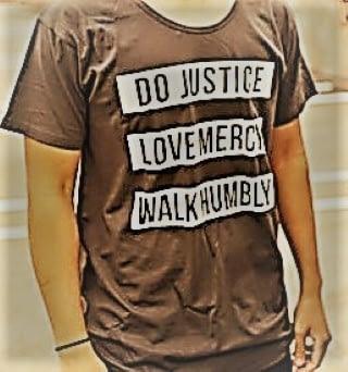 Do Justice Love Mercy focus