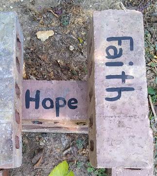HOPE IS THE FOUNDATION FOR Faith